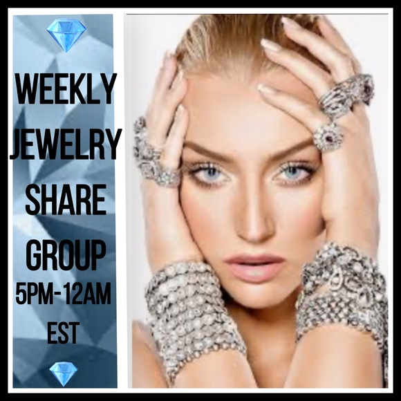 Jewelry Share Event Conversation Page